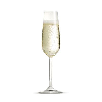 AVIGNON FLUTE GLASS 190ML  S/8