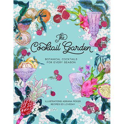 Book Hardback The Cocktail Garden