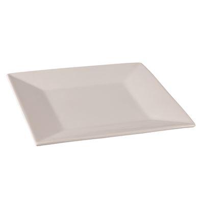 White Square Platter 30x30cm