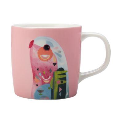 Pete Cromer Mug 375Ml Parrot Gb