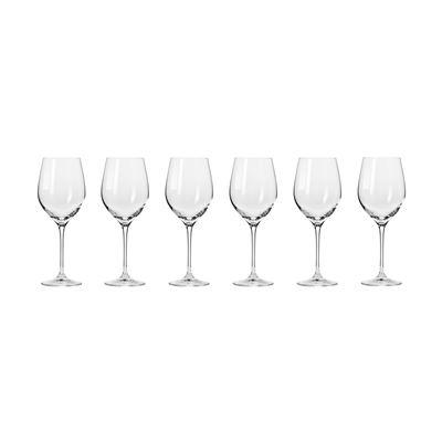 Harmony Wine Glass 370Ml 6Pc