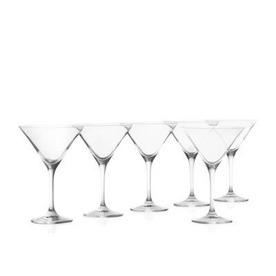 Vinoteca 6 Set Martini 150ml