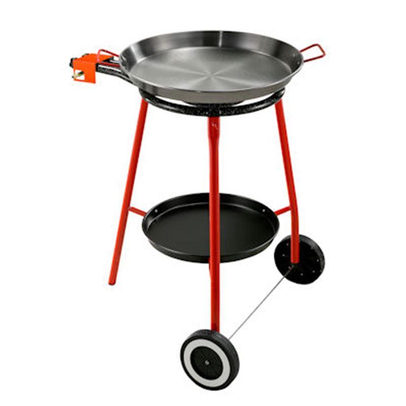 Paella 2-ring Burner with 46cm Pan