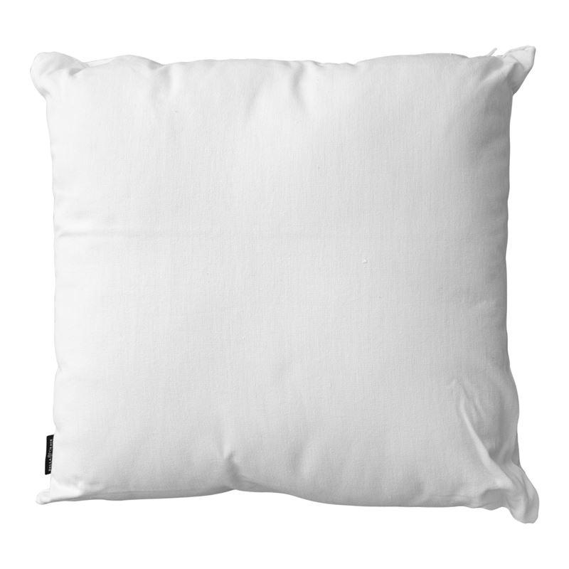 Solid Cushion 45x45cm White