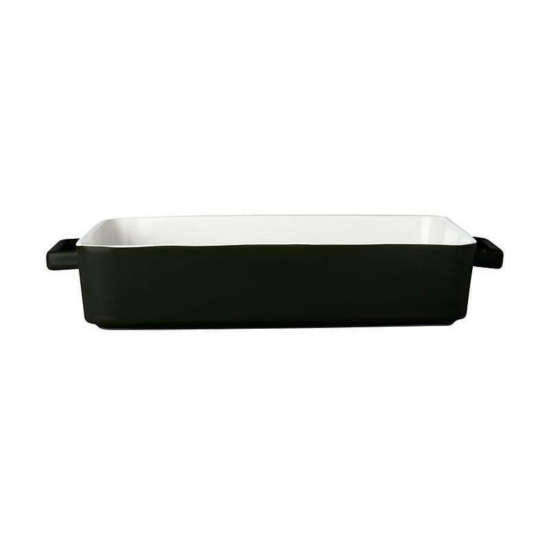 Epicurious Lasagna Dish 36x24x7.5cm Black