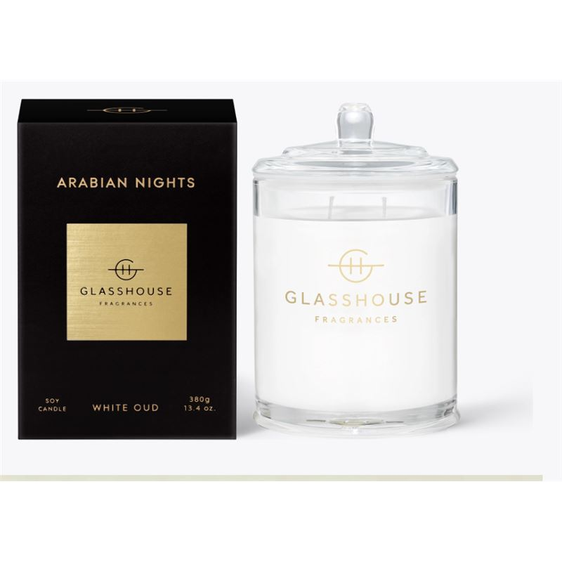 Arabian Nights 380gm Candle