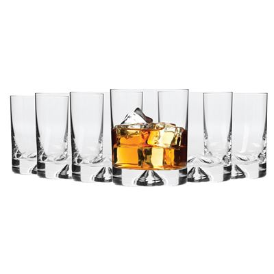 Triad Whisky Glasses 260ml Set of 6