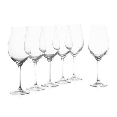 Vinoteca 6 Set Red Wine Glasses 450ml