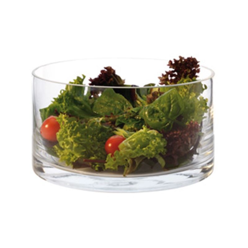 Diamante Cylindrical Salad Bowl 22cm