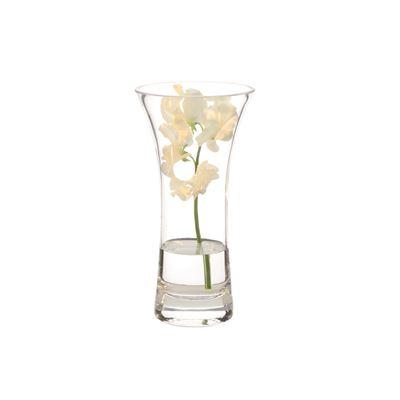 Diamante Flared Vase 20Cm Gb