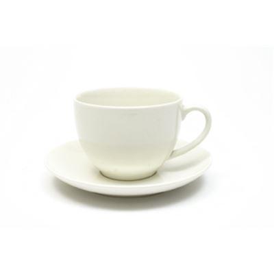 White Basics Cup & Saucer 200Ml