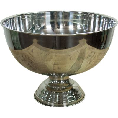 Punch Bowl Silver