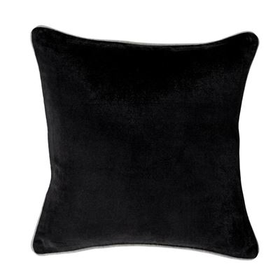Gabriel Cushion 60X60Cm Black