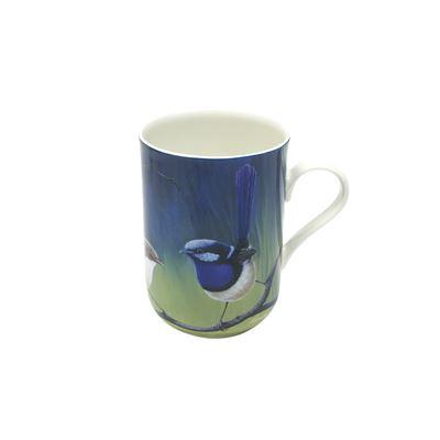 Bird Kc Mug 300Ml Wrens Gb