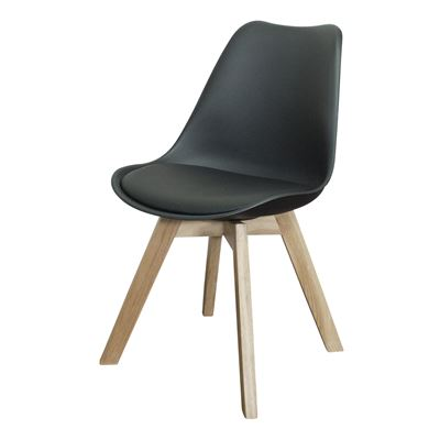 Brooklyn Chair Black