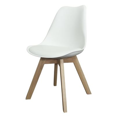 Brooklyn Chair White