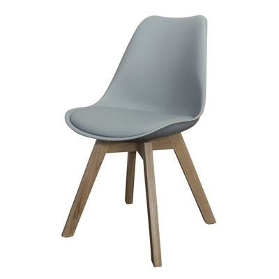 Brooklyn Chair Grey
