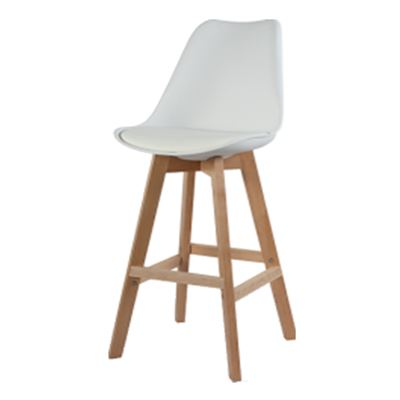 Brooklyn Barstool White