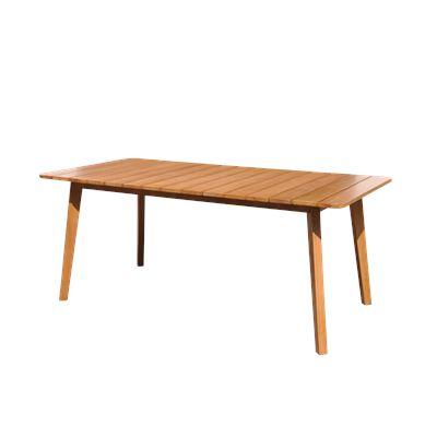 Outdoor Dining Table Eucalyptus 180