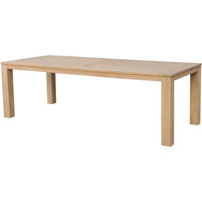 Outdoor Dining Table Eucalyptus 200