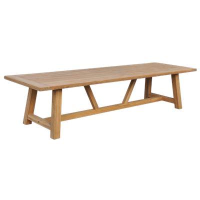 Outdoor Teak Dining Table 330
