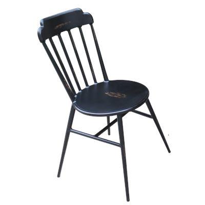Aluminium Outdoor Chair Antique Black