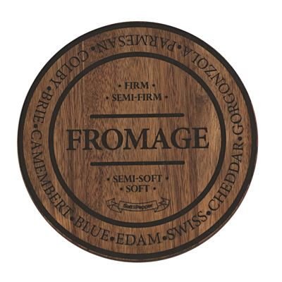 Fromage 28cm Round Cheese Board