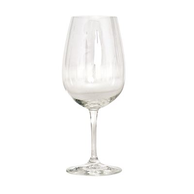 Salut 6 Set Red Wine Glasses