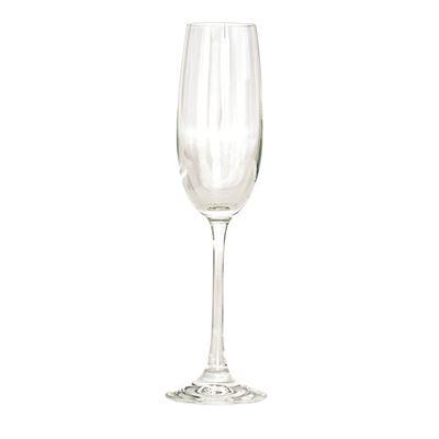 Salut 6 Set Champagne Flute 180ml