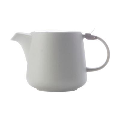 Tint Teapot 600Ml Grey