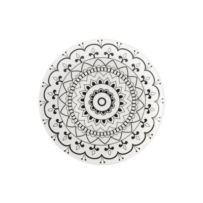 Mindfulness Plate 19cm Mandala