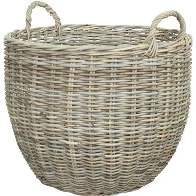 Oval Kubu Basket Large