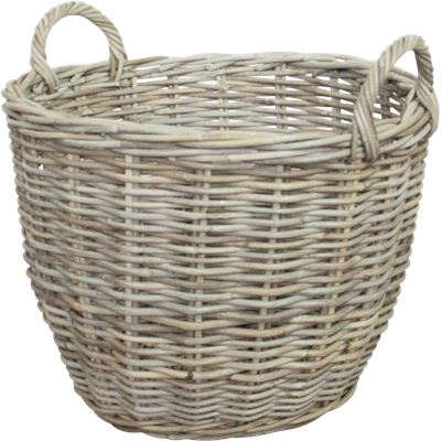 Round Kubu Basket Small