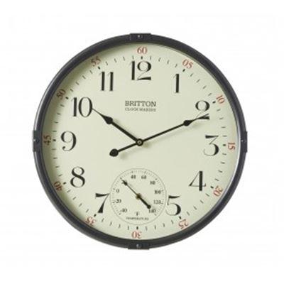 Mason Outdoor Clock 46cm