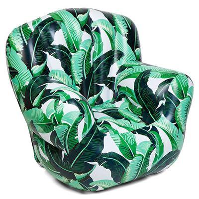 Inflatable Chair Banana Palm
