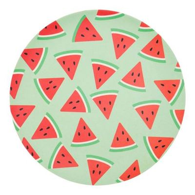 Eco Plate Large Watermelon
