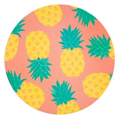 Eco Serving Platter Pineapple