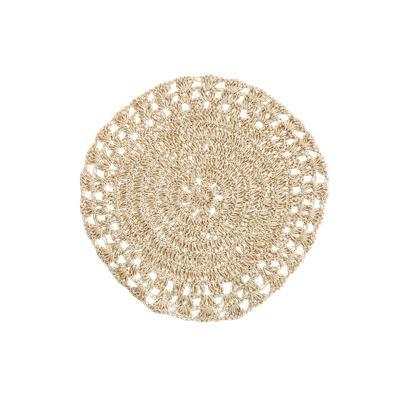 Natural Weave Placemat 38cm