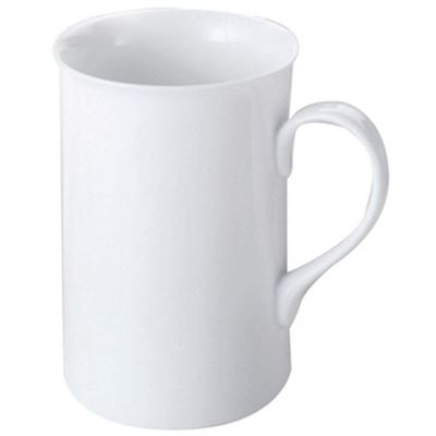White Basics English Mug 250Ml