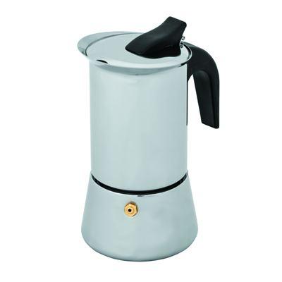 Inox Espresso Maker 6 Cup
