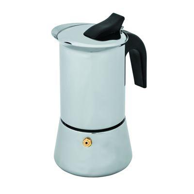 Inox Espresso Maker 9 Cup