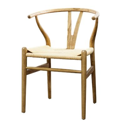 Wishbone Chair Elm Wood
