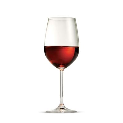 AVIGNON Red Wine Glasses Set of 8