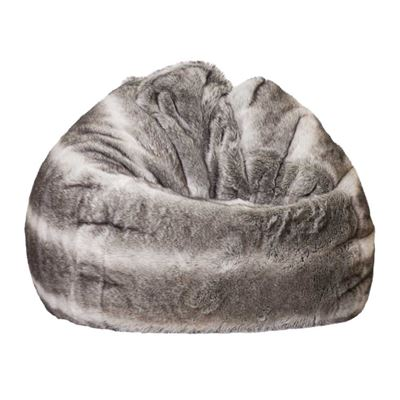 Husky Faux Fur Bean Bag Cover (Unfilled)