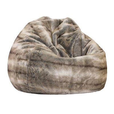 Doe Faux Fur Bean Bag Cover (Unfilled)