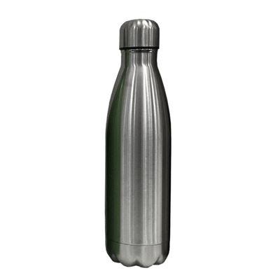 S/S bottle silver  500ML