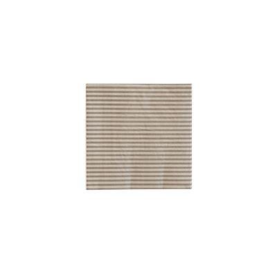 Candystripe Grey Napkin,3-layer,3333cm