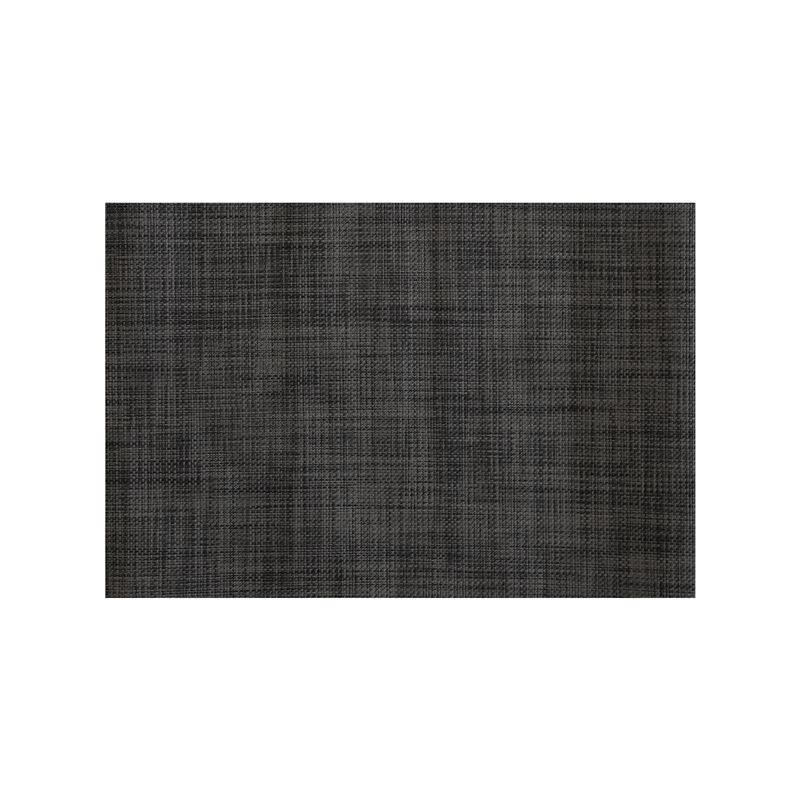 PVC Placemat Black 30x45cm