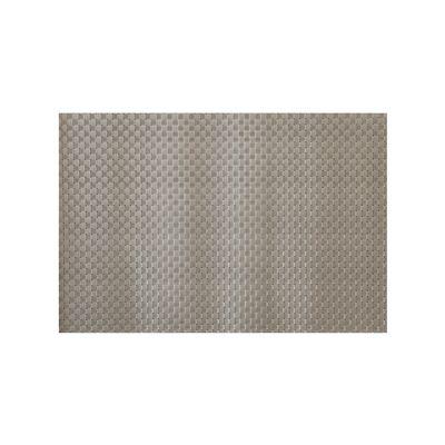PVC Placemat Silver 30x45cm
