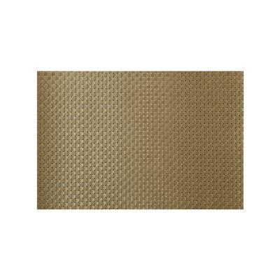 PVC Placemat Golden 30x45cm